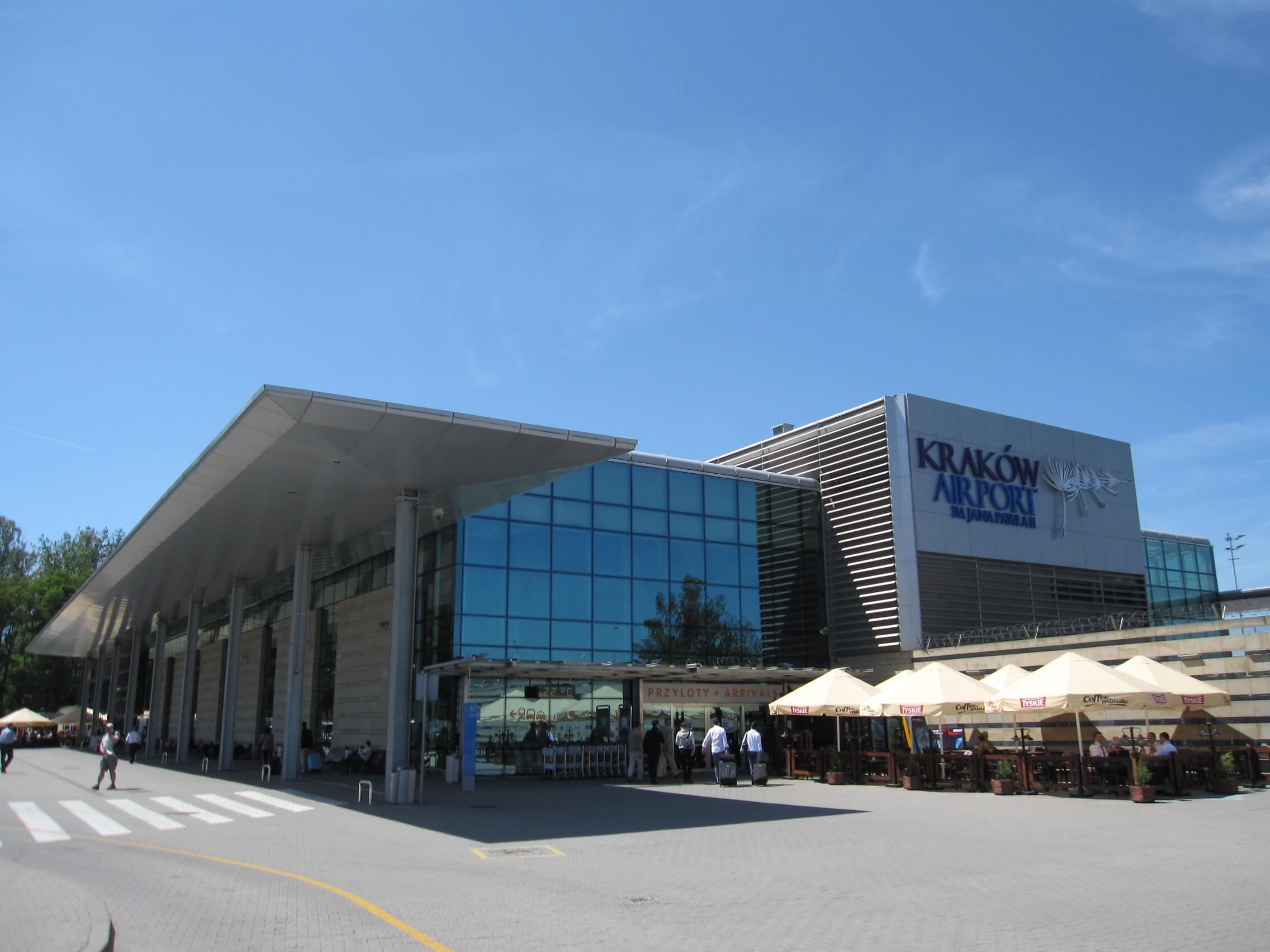 Lotnisko w balicach adres