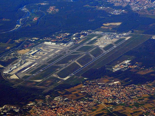 Lotnisko Mediolan Malpensa Mapa Dojazd Parking Adres